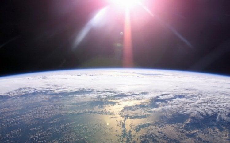 Удивительные кадры, снятые с орбиты нашей планеты