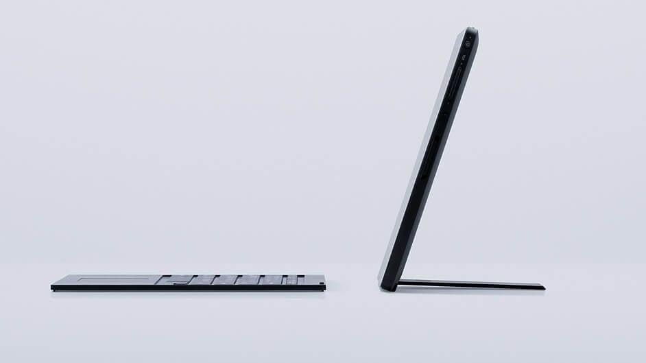 Компания VAIO показала мощный планшет премиум-класса