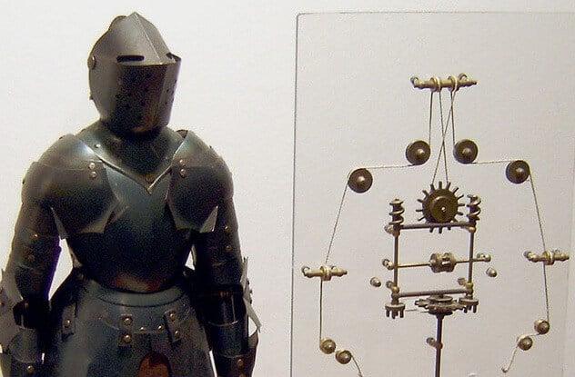 Рыцарь да Винчи