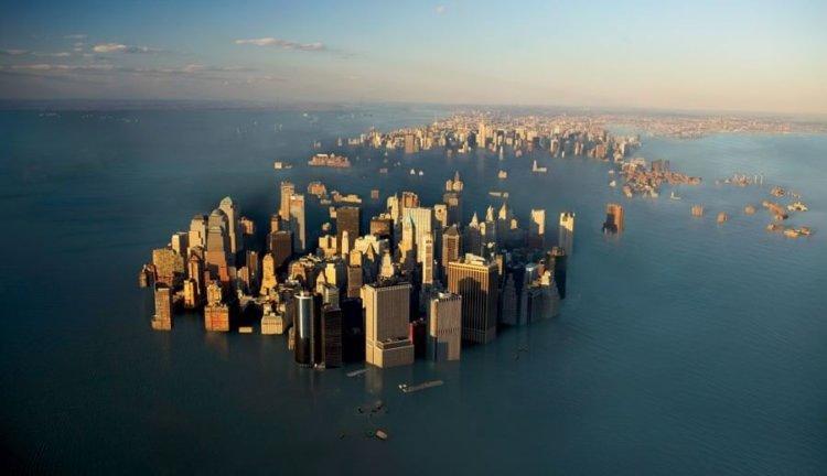 Температура на планете Земля продолжает неуклонно расти
