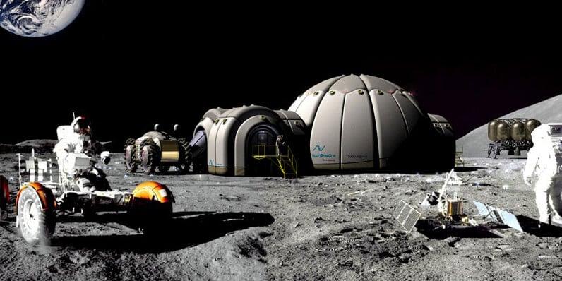 Зачем нужны базы на астероидах и чужих планетах (5 фото)