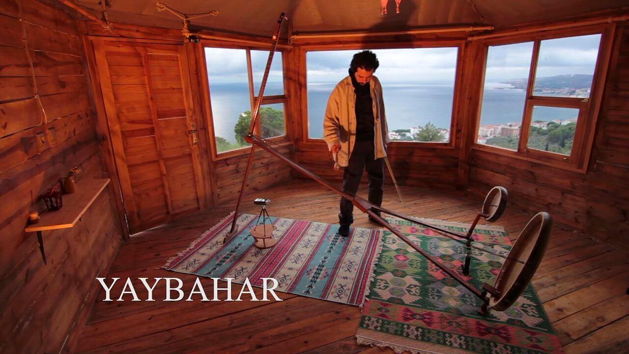 #видео | Турецкий музыкант изобрёл необычный музыкальный инструмент