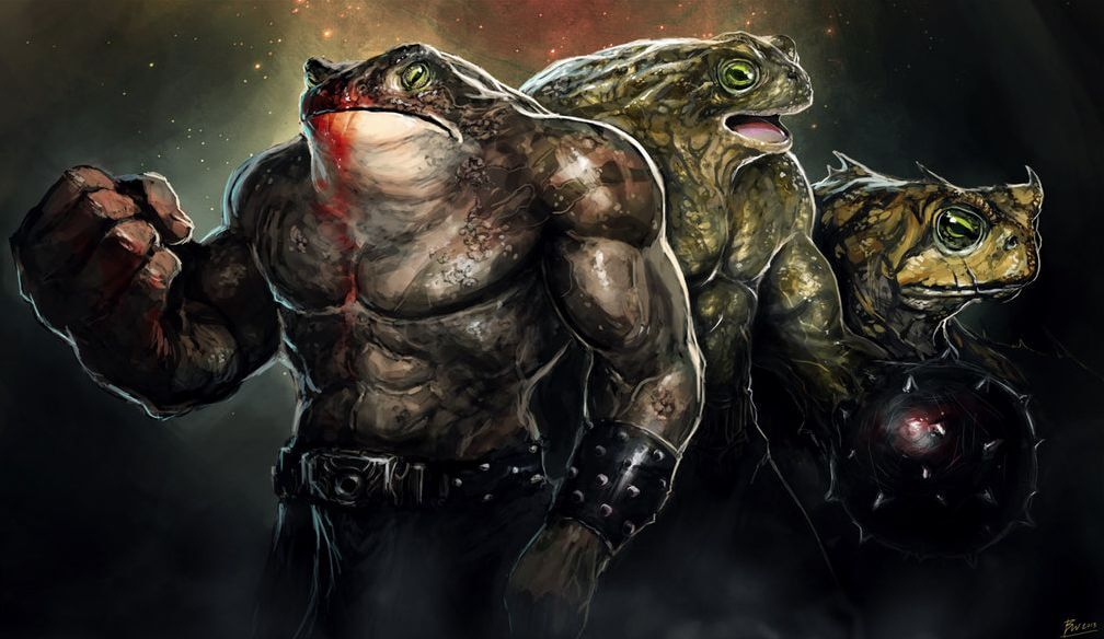 Боевые жабы вернутся в новых играх для консолей Xbox