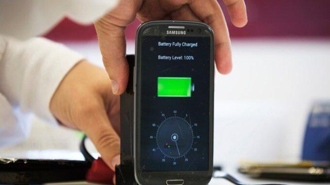 Зарядить телефон за 30 секунд (Видео)
