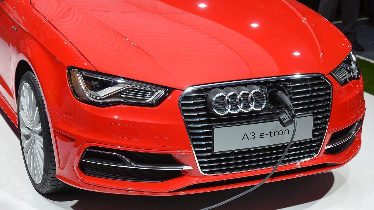 Audi готовит электрокар