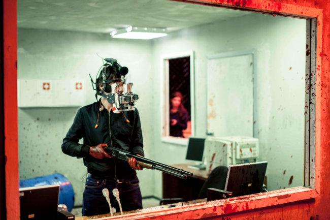 Hardcore – первый в мире боевик, целиком снятый от первого лица