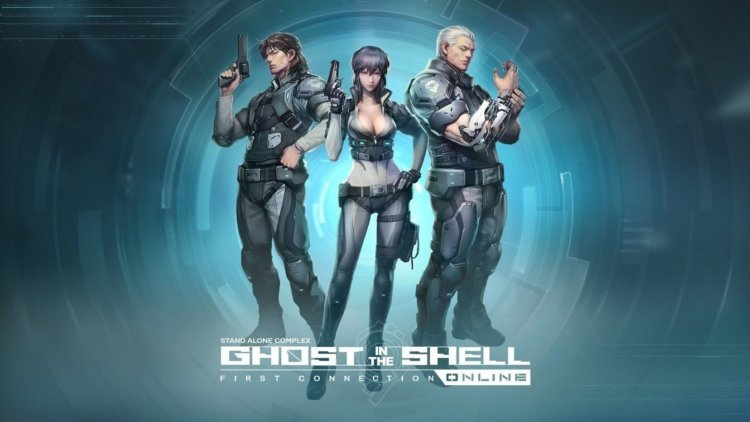 Корейцы разрабатывают новую игру по мотивам Ghost in the Shell