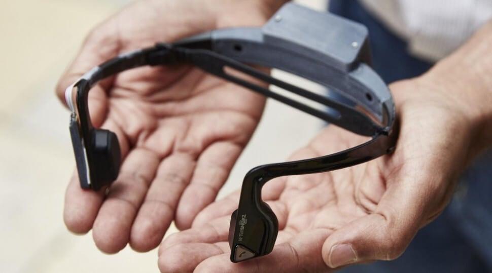 Microsoft разрабатывает навигационную гарнитуру для слепых людей