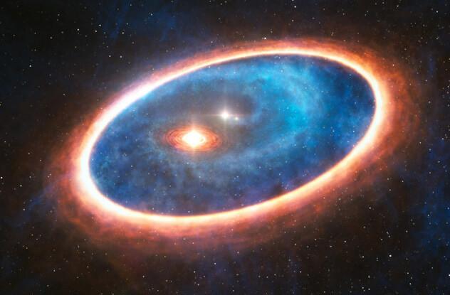 Протопланетарный диск