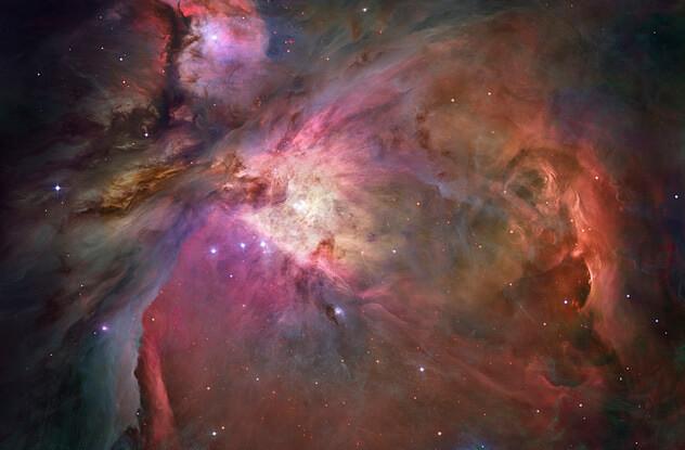 Жестокие звезды Ориона