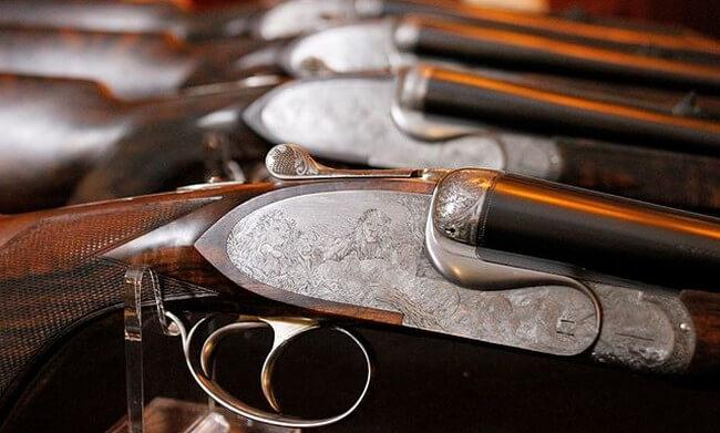 Удивительный процесс создания охотничьего ружья Beretta