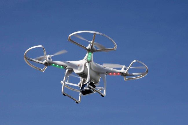 Беспилотные дроны
