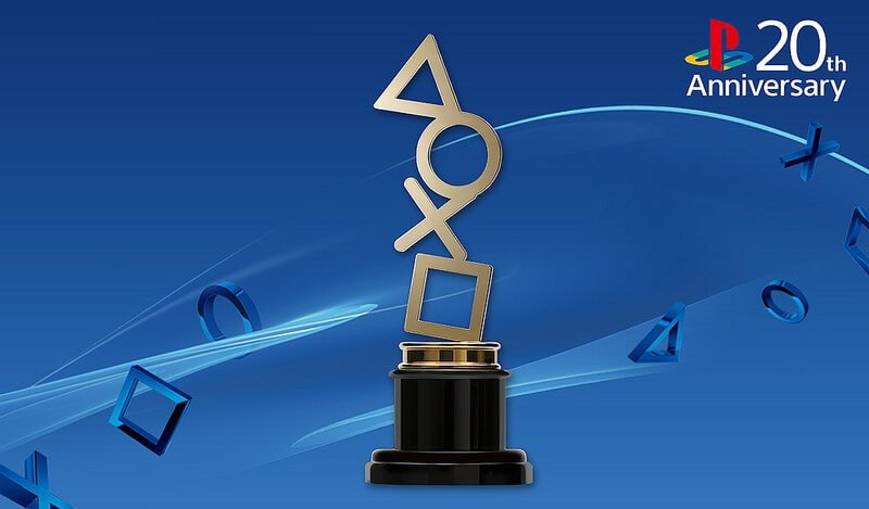 Итоги церемонии награждения PlayStation Awards 2014