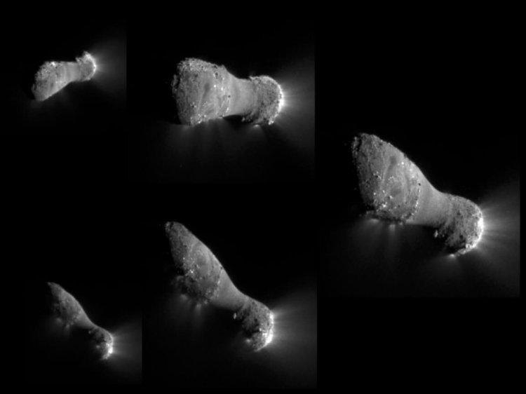 Комета Хартли