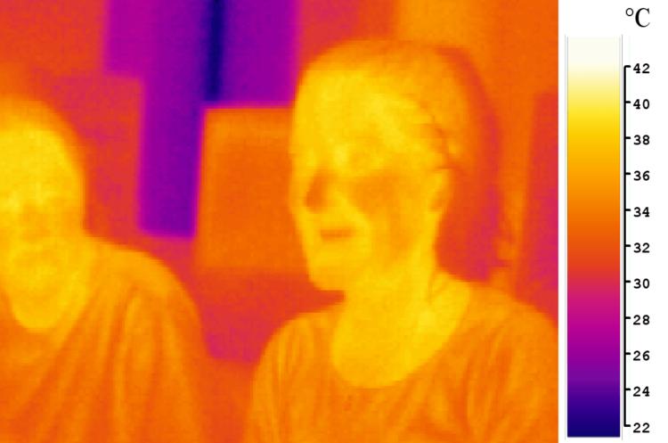 Инфракрасный снимок