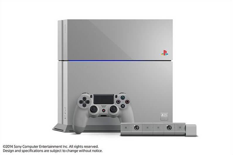 Новая PS4