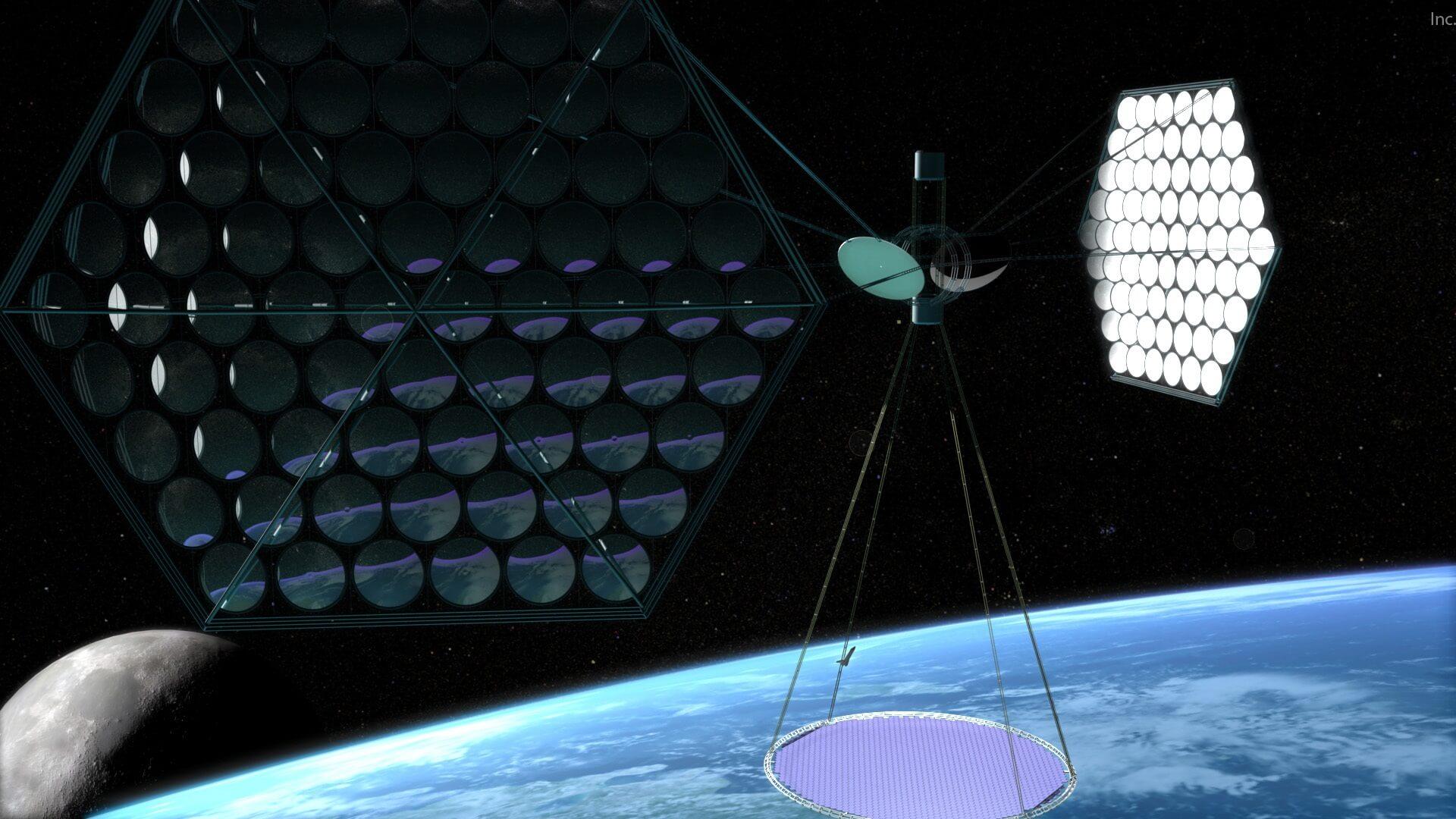 Солнечная энергия из космоса: энергетика будущего?