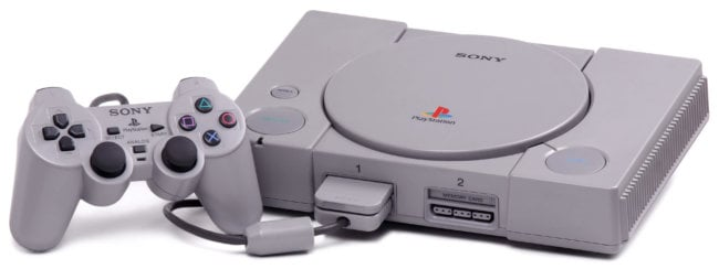 Оригинальная Sony PlayStation