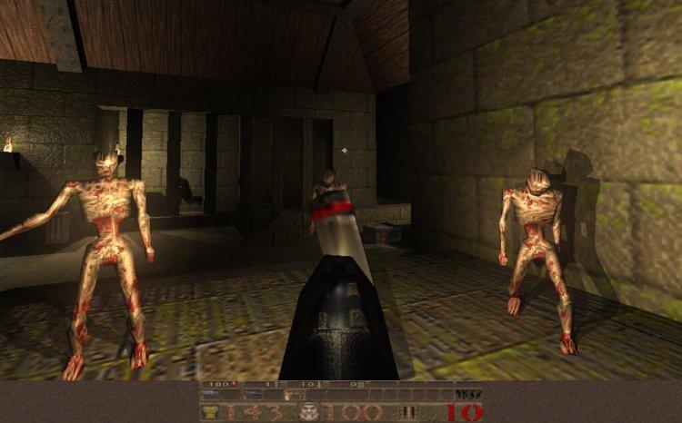 #видео | Сыграть в Quake на осциллографе? Да запросто!