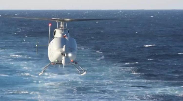 Вертолет-беспилотник