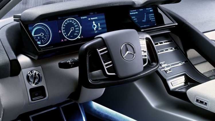 Mercedes-Benz будет сотрудничать с LG