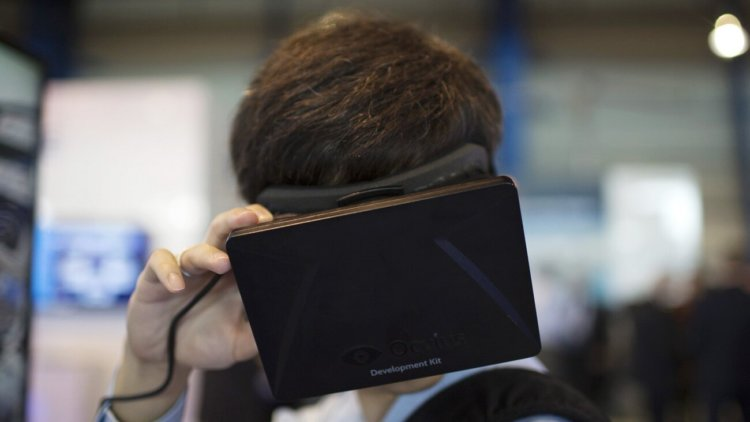 Oculus купила стартап Nimble VR