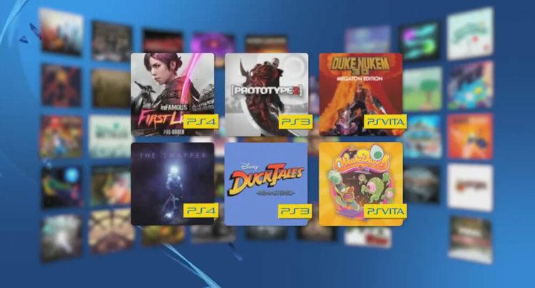 Что ждёт подписчиков сервиса PlayStation Plus в январе 2015 года