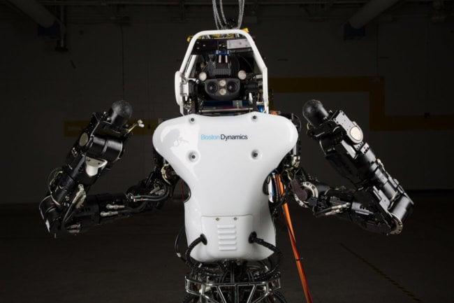 Робот Atlas