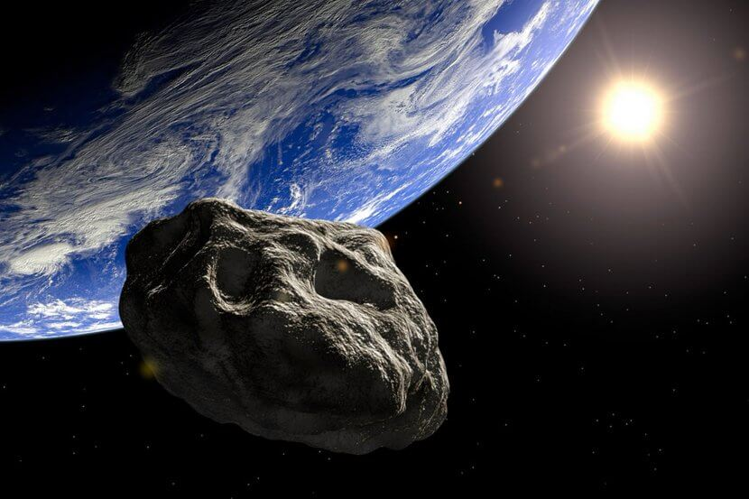 Мимо Земли 26 января пролетит большой астероид