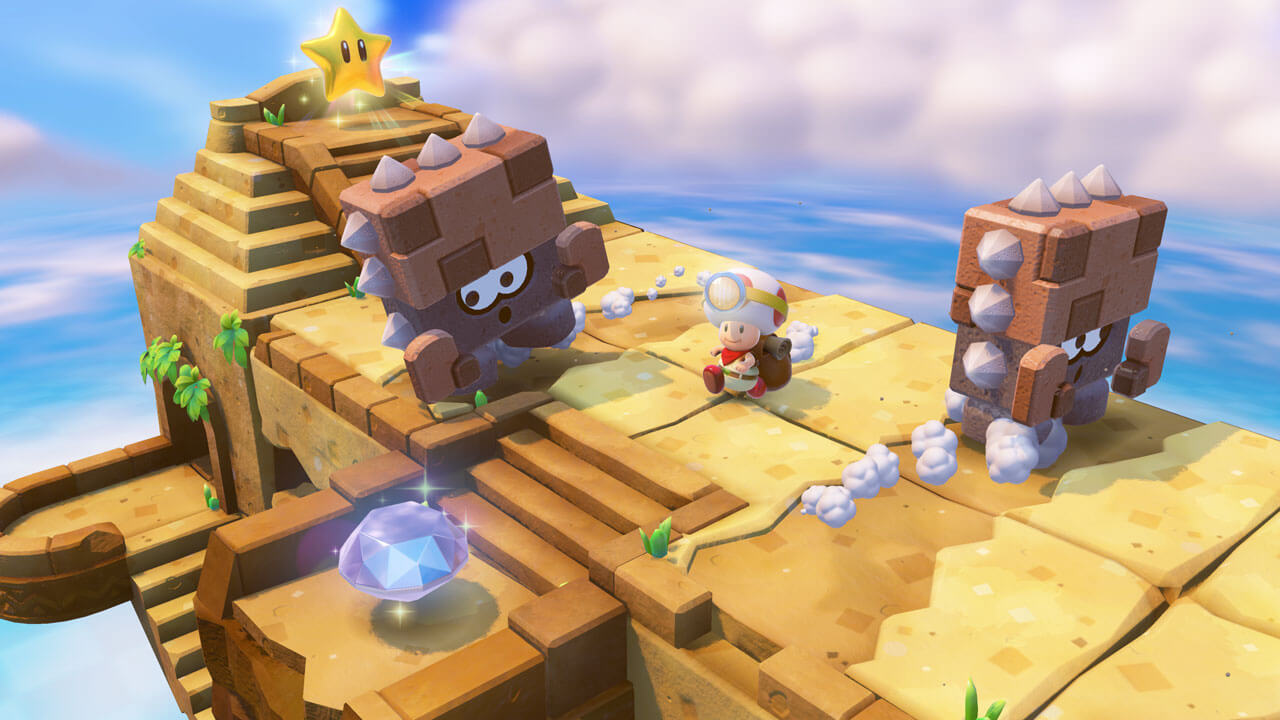 Captain Toad 12