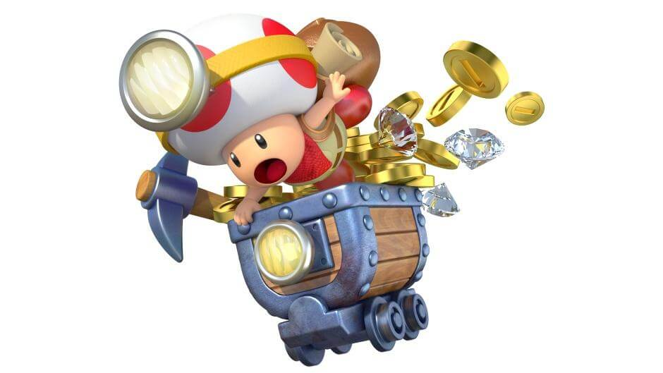 Captain Toad 14