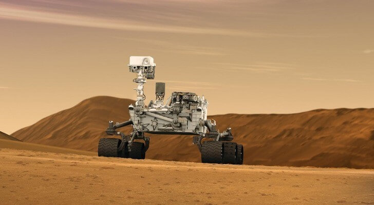 NASA-Curiosity