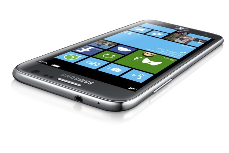 Смартфон на базе Windows 8.1