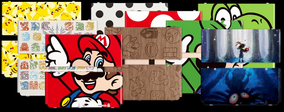 Новые карманные приставки Nintendo появятся в России уже 13 февраля
