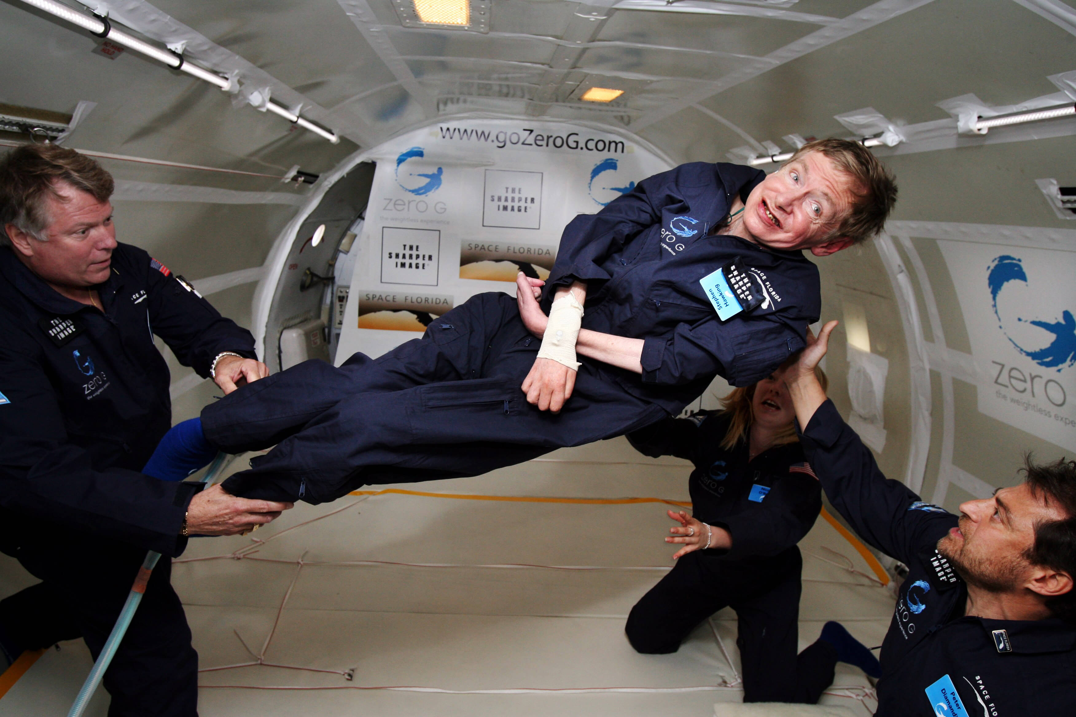 a look into the interview with stephen hawking about cosmology
