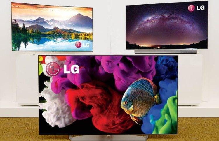 Телевизоры LG OLED