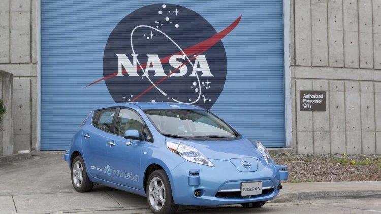 NASA и Nissan