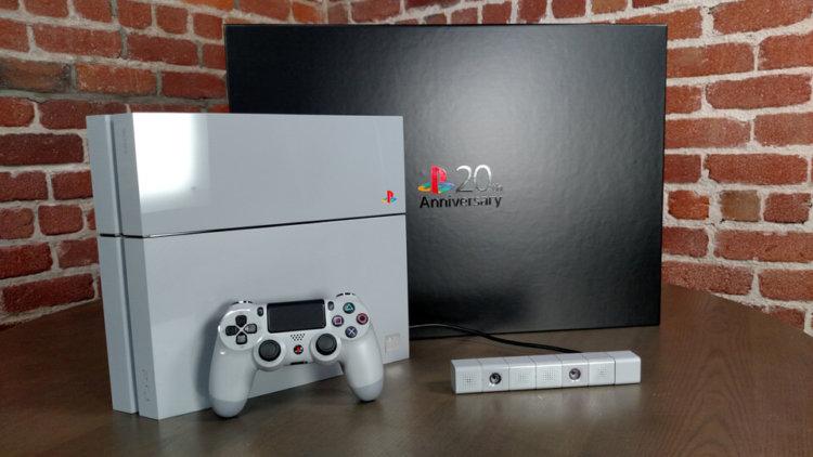 Лимитированное издание консоли PlayStation 4 ушло с молотка за 129 000 долларов
