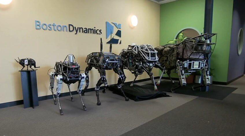 Boston Dynamics продемонстрировала своего нового робота по кличке Spot