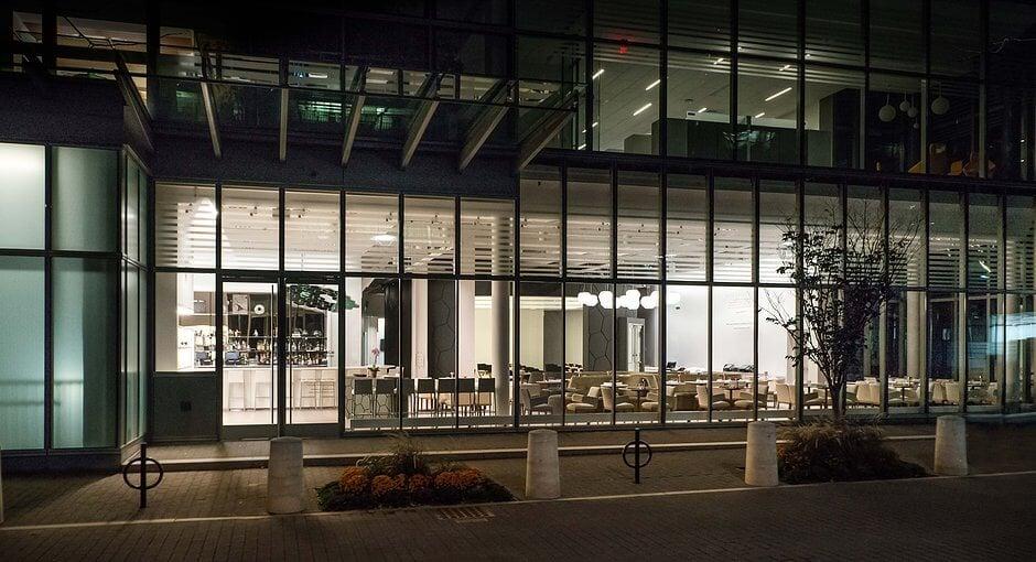 Учёный из Гарвардского университета открыл необычное кафе