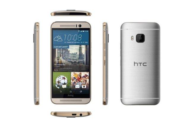 HTC One M9 - 2
