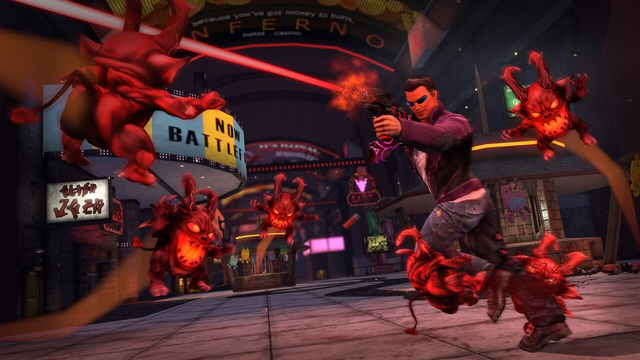 Saints Row Gat out of Hell 06