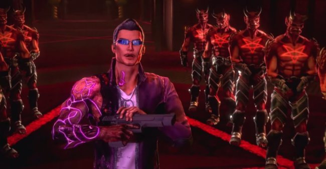 Saints Row Gat out of Hell 11