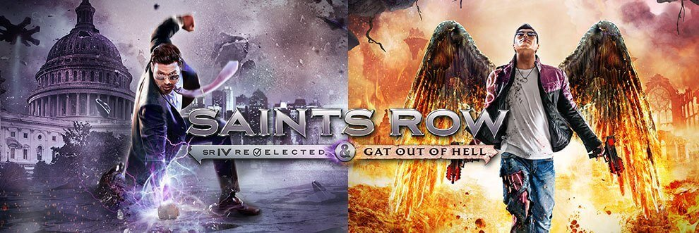 Saints Row Gat out of Hell 12