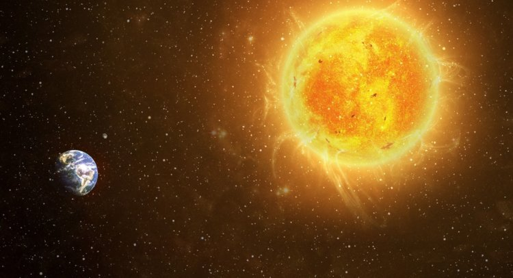 Удивительные будни звезды по имени Солнце