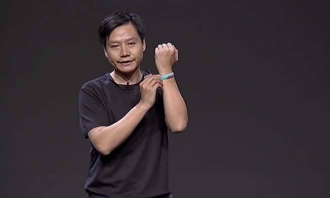 Гглава Xiaomi Лей Джун