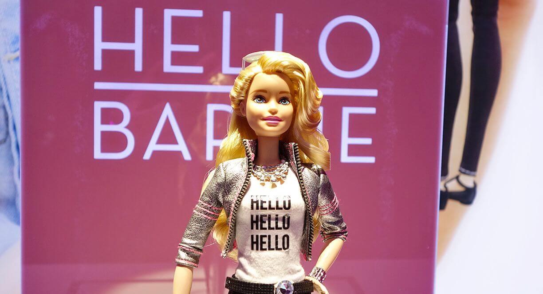 Кукла Barbie обретёт искусственный интеллект