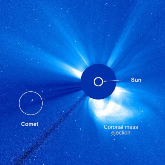 Комета C/2015 D1