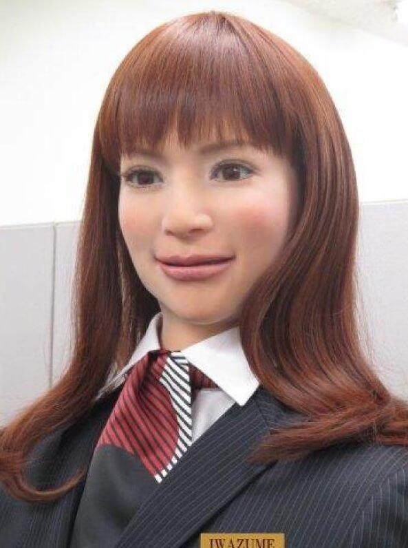 В Японии откроется отель с персоналом, состоящим из роботов