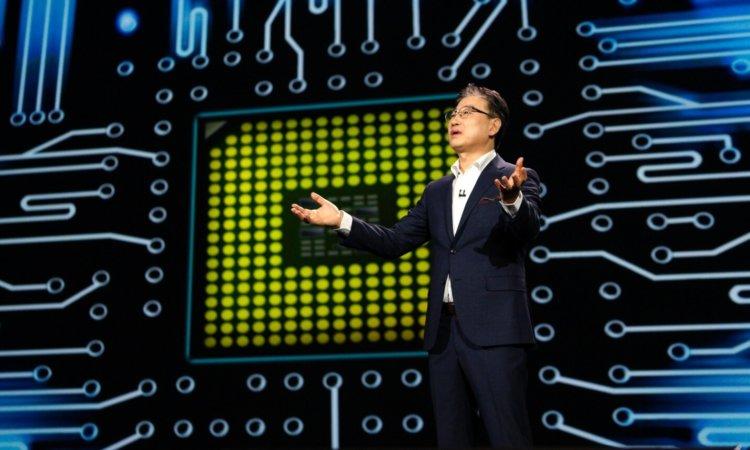 Глава Samsung Би Кей Юн